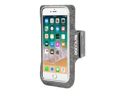 Incase Active Armband Arm pack for cell phone nylon heather gray