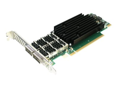 Solarflare Flareon Ultra SFN8542-PLUS Network adapter PCIe 3.1 x16 40 Gi