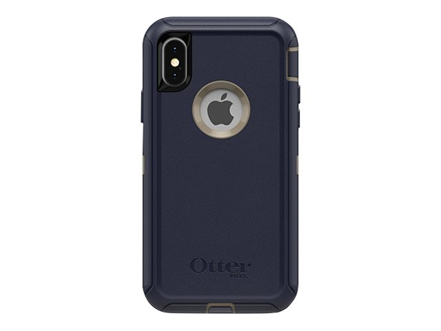 OtterBox Defender Series Apple iPhone - Screenless Edition - back cover for cell phone