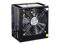 Realpower RP450 - Stromversorgung (intern) - ATX12V 2.3 - 80 PLUS Bronze - 450 Watt - aktive PFC