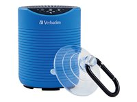 Verbatim Mini Wireless Waterproof Bluetooth Speaker Speaker for portable use wireless