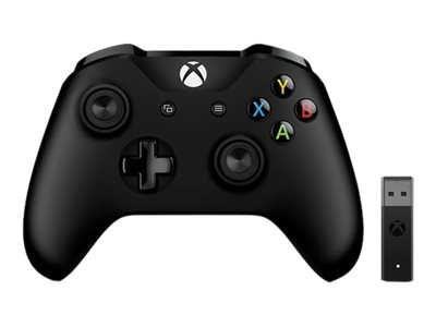 Microsoft Xbox Controller  Wireless Adapter for Windows 10 Sort