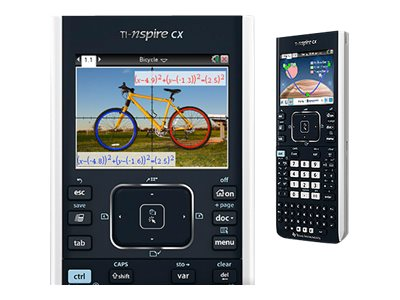 TI-Nspire CX Handheld - calculatrice graphique