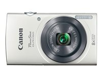 Canon PowerShot ELPH 160 Digital camera compact 20.0 MP 720p 8x optical zoom whit