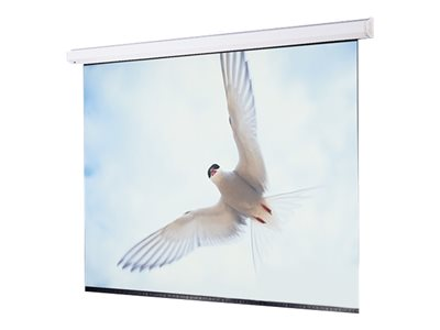 Draper Targa HDTV Format Projection screen ceiling mountable, wall mountable motorized