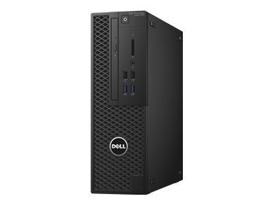 Dell Precision Tower 3420 - SFF - 1 x Core i7 6700 / 3.4 GHz - RAM 8 GB - HDD 1 TB - DVD-Writer - HD Graphics 530 - GigE - Win 7 Pro 64-bit (includes Win 10 Pro 64-bit Licence) - vPro - monitor: none - BTP