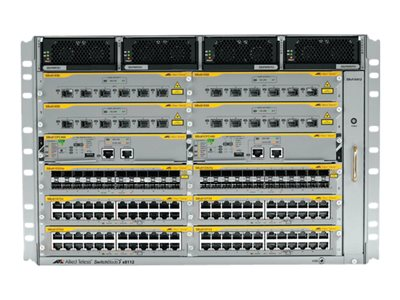 Allied Telesis SwitchBlade AT SBx8112 Switch rack-mountable