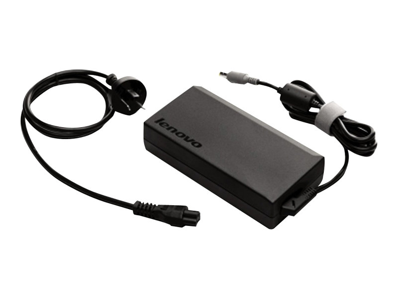 Lenovo ThinkPad 170W AC Adapter - Netzteil - Wechselstrom 100-240 V - 170 Watt - für ThinkPad W520; W530