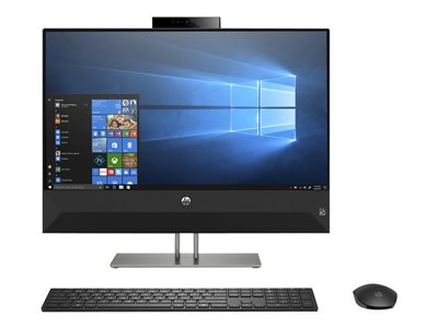 HP Pavilion 24-xa0040 All-in-one 1 x Core i7 8700T / 2.4 GHz RAM 8 GB HDD 1 TB