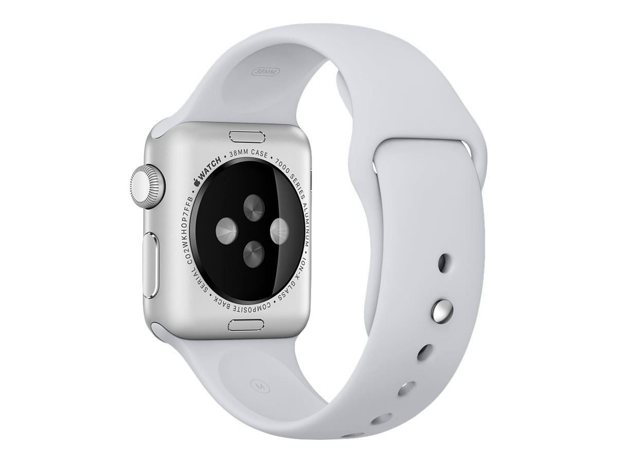 Apple 38mm Sport Band - Uhrarmband - Nebel - für Watch (38 mm)