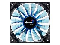 Ventilador caja AeroCool Shark Fan Blue Edition