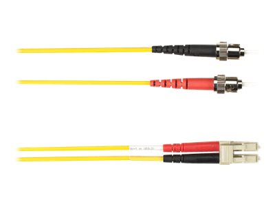 Black Box patch cable - 6 m - yellow