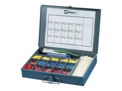 Panduit Steel Kit Boxes Network tool carrying case
