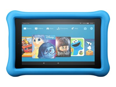 Amazon Kindle Fire 7 Kids Edition tablet 16 GB 7INCH IPS (1024 x 600) microSD slot bl