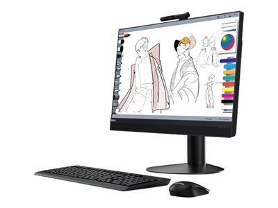 Lenovo ThinkCentre M920z 10S6 All-in-one with UltraFlex III Stand 1 x Core i5 8500 / 3 GHz