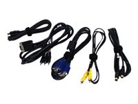 Dell Projector Spare Cable Kit - Projektorkabel-Kit