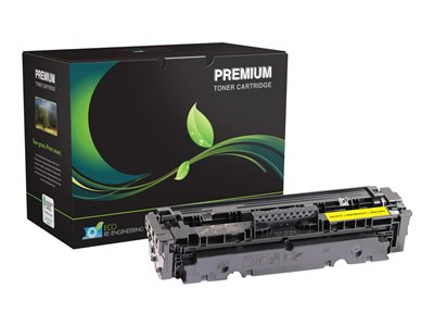 MSE Premium - High Yield - yellow - remanufactured - toner cartridge (alternative for: Canon 046HY)