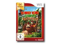 Nintendo Selects Donkey Kong Country Returns - Wii