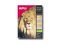 Papier photo APLI PAPER Photo Bright Pro - papier photo - 150 feuille(s) - 100 x 150 mm - 240 g/m²