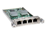 SonicWall 4 Port GbE Module - expansion module