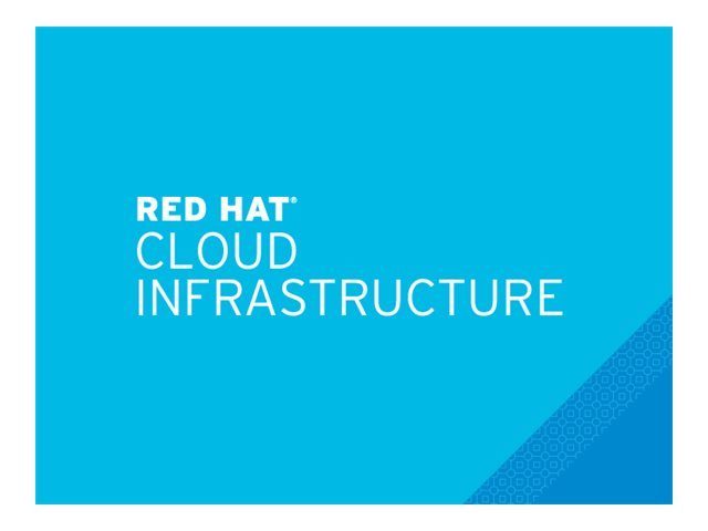 Red Hat Cloud Infrastructure - premium subscription - 2 sockets