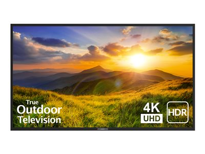 SunBriteTV SB-S2-75-4K 75INCH Class Signature 2 Series LED TV outdoor partial sun