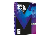 Picture of MAGIX Music Maker Premium - licence - 1 licence (807607)