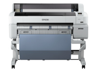 "Epson SureColor SC-T5200-PS - 36"" large-format printer - colour - ink-jet - Roll (91.4 cm) - 2880 x 1440 dpi - up to 2.14 ppm (mono) / up to 2.14 ppm (colour) - USB, Gigabit LAN"