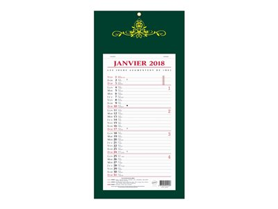 Calendriers civils Front