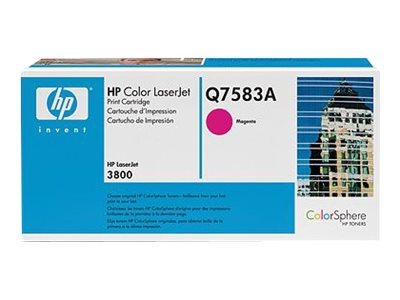 HP 503A - magenta - original - LaserJet - toner cartridge (Q7583A)