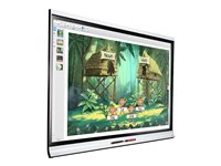 SMART Board 6265-V2 interactive flat panel with iQ