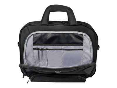 "PORT BUSINESS LINE MANHATTAN Toploading BF - Notebook carrying case - 15.6"" - black"