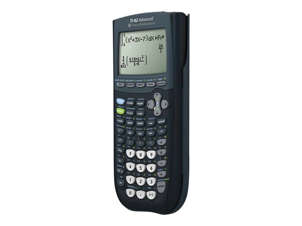 calculatrice scientifique ti 82