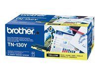TN130Y, TN-130Y, toner yellow, 1 500 str.