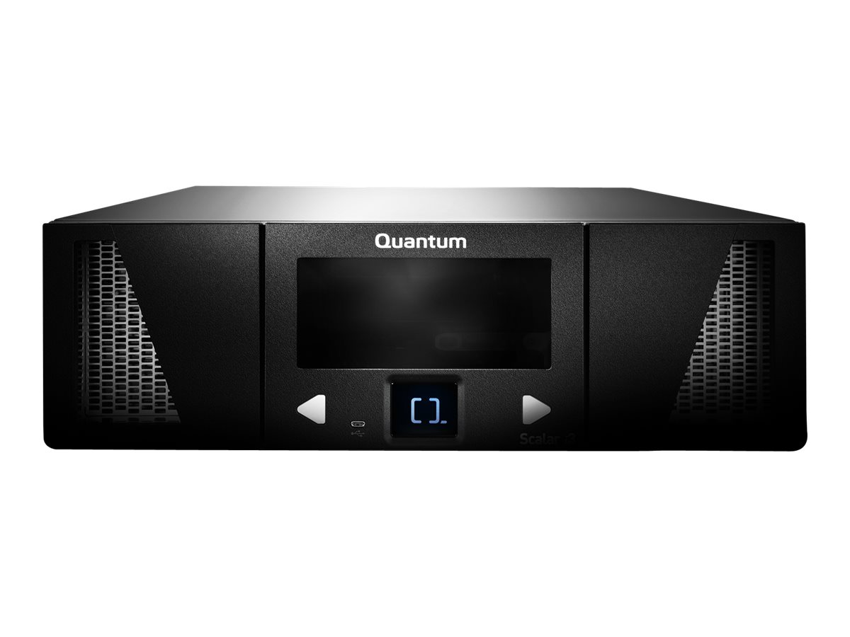 Quantum Scalar i3 Control Module with 3U Expansion Module - tape library - no tape drives