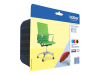 Brother LC229XL Value-Pack - Pack de 4