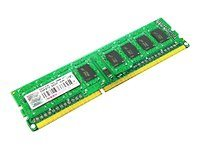 Transcend DDR3 2 GB DIMM 240-pin 1066 MHz / PC3-8500 CL7 1.5 V unbuffered non-ECC