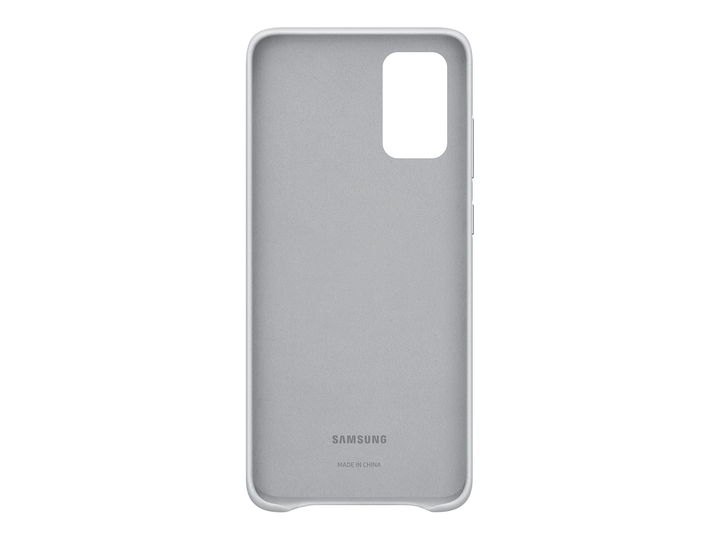 Samsung Leather Cover EF-VG985 - back cover for cell phone