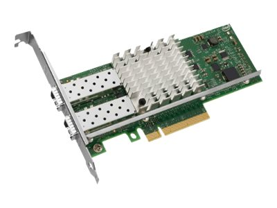 Intel Ethernet Converged Network Adapter X520 Network adapter PCIe 2.0 x8 low profile