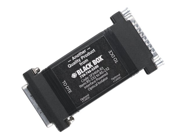 Black Box High-Speed Opto-Isolator - surge protector
