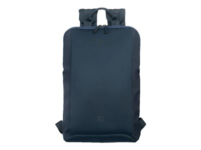 Tucano Flat Medium Notebook carrying backpack 13INCH blue