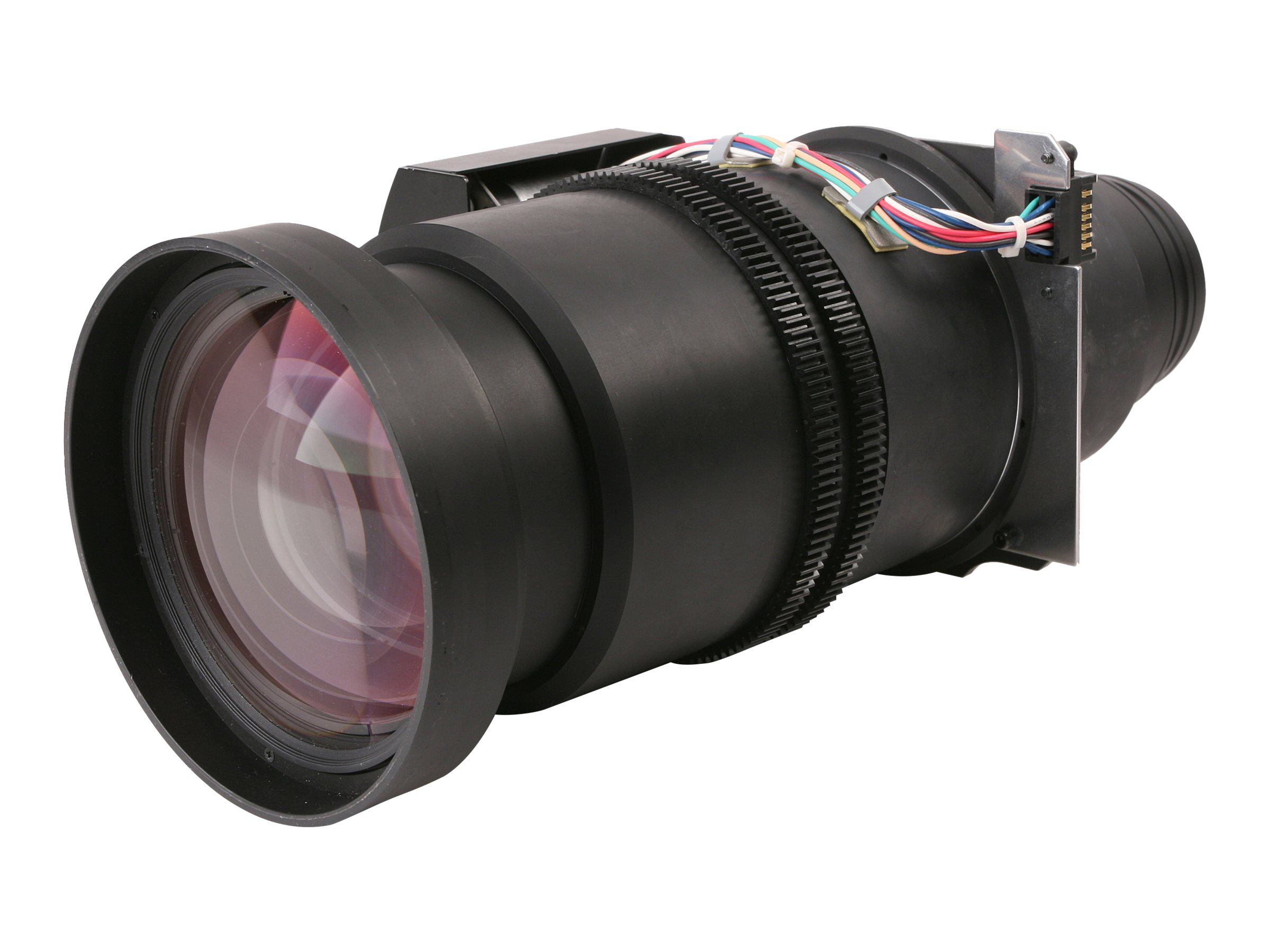 Barco TLD+ - zoom lens