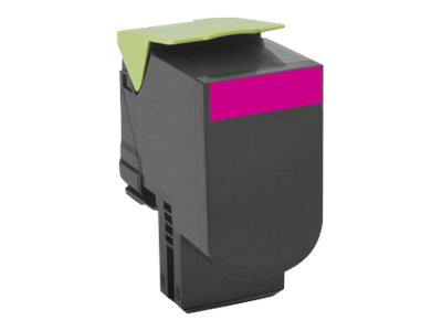 Lexmark 800H3 - High Yield - magenta - original - toner cartridge - LCCP