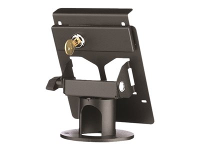 MMF Triple Security - POS terminal holder - black - for VeriFone MX 915