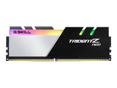 G.Skill TridentZ Neo Series DDR4  32GB kit 3600MHz CL16  Ikke-ECC
