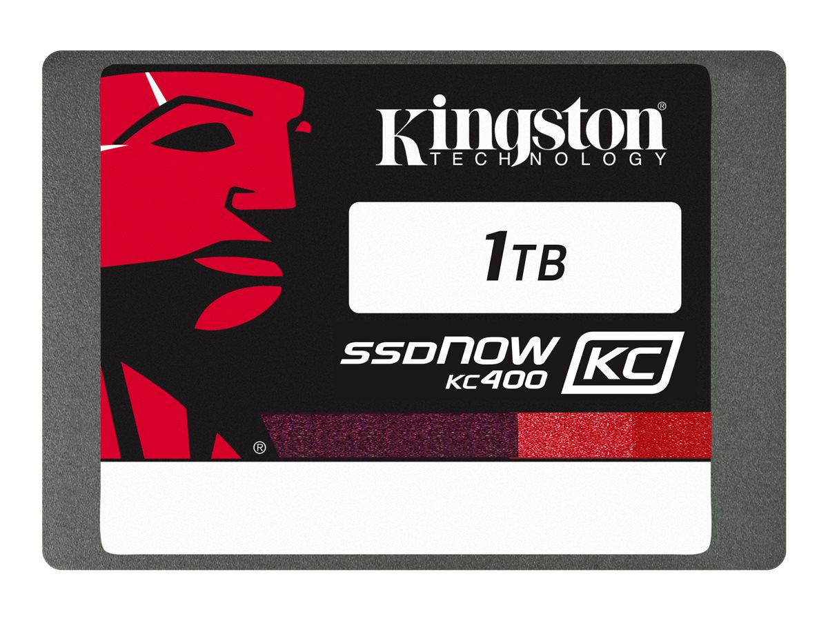 Kingston SSDNow KC400 - Solid-State-Disk - 1 TB - intern - 2.5