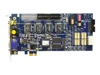GeoVision GV-1120 Combo Card D-Type DVR card PCI Express x1 8 channels