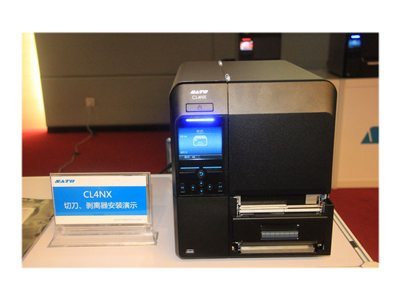 SATO CL 424NX Label printer DT/TT Roll (5 in) 609 dpi up to 360 inch/min