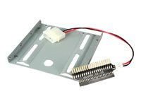 STARTECH - DRIVE ACCESSORIES StarTech.com 2.5in IDE Hard Drive to 3.5in Drive Bay Mounting KitBRACKET25