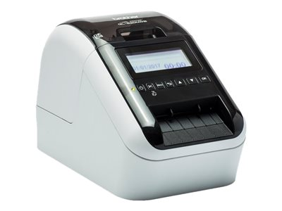 Brother QL-820NWB - label printer - two-color (monochrome) - direct thermal